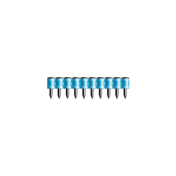 8mm Collated Drive Pins