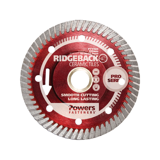 Thin Turbo Diamond Blades