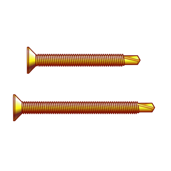 Countersunk Fine Thread