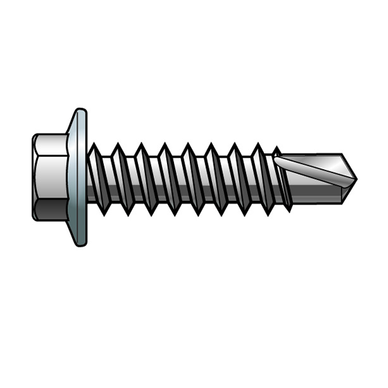14 Gauge Shed Screw